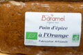 Baramel, pain d'épices à l'orange