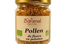 Pollen de FLEURS biologique