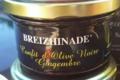 Breizhinade confit d'olive noire gingembre