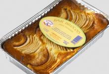 Crêperie Colas, far breton aux pommes