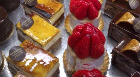 Gâteaux du 1er Mai