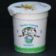 yaourt brassé à la vanille