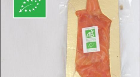 Les Saules, Dés de saumon fumé bio