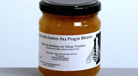 Les ruchers du Pays Blanc, miel de Brière et Tonka