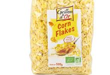 Corn flakes nature