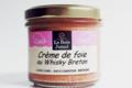 Le Bois Jumel, Crème de Foie au Whisky Breton