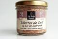 Le Bois Jumel, Rillettes de Cerf au Sel de Guérande