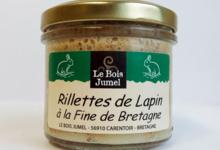 Le Bois Jumel, Rillettes de Lapin à la Fine Bretagne
