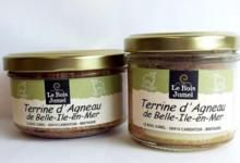 Le Bois Jumel, Terrine d'Agneau de Belle-Ile-en-Mer