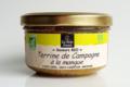 Le Bois Jumel, Terrine de Campagne à la Mangue Bio
