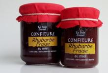Le Bois Jumel, Rhubarbe/Fraise Miel