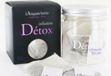 """L'Amante Verte, Infusettes Detox """"Printanière"""""""