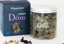 L'Amante Verte, Infusion Detox