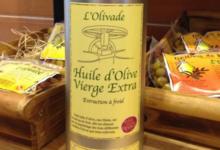 domaine Lessatini, huide l'olive vierge extra