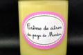 Crème de citron du Pays de Menton
