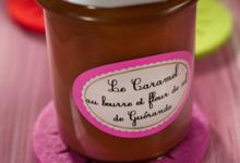 Le caramel au beurre et fleur de sel de Guérande