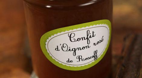 Confit d'oignon de Roscoff