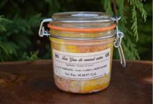 Ferme Larrey, foie gras de canard entier
