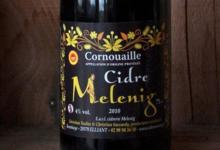 Cidrerie Melenig, cidre AOP Cornouaille