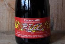 "Cidrerie Melenig, cidre AOP Cornouaille ""Ruz"""