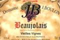 Domaine J Boulon, Beaujolais Vieilles Vignes