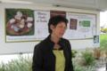 Valérie Le Dantec, fromagerie Maliguen