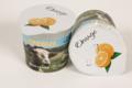 Les Paulinetoises, yaourts lait de brebis demi-écrémé à l'orange