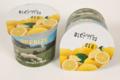 yaourts lait de brebis demi-écrémé au citron