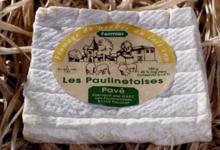 Les Paulinetoises,  Pavé de brebis au lait cru