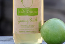 "Jus de pommes ""Granny Smith"""