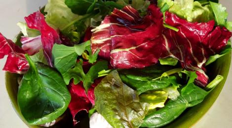 Mesclun de salade