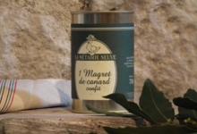 La métairie neuve, Magret de canard confit