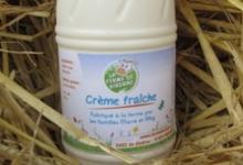 La ferme de Vindrac, Crème fluide