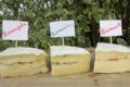 La ferme de Vindrac, tommettes aromatisées