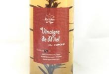 Les ruchers du Tigou, Vinaigre de miel au romarin