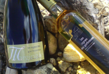 les vignes des Garbasses,  Blanc doux « Aôuto Blanco »