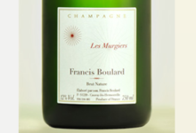"""Champagne Francis Boulard, Les Murgiers Réserve - """"Blanc de Noirs"""""""