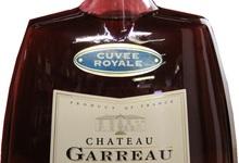 Armagnac Château Garreau Cuvée Royale - carafe prestige