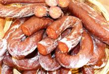 Stop andouilles, Chorizo breton