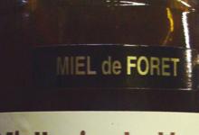 Miellerie de Huelgat, Miel de forêt