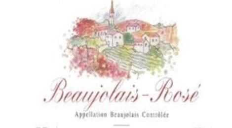 Beaujolais Durand, Beaujolais Villages Rosé