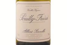 Albert Tonnelle, POUILLY-FUISSÉ 'Vieilles Vignes'