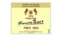 françois Baur, Pinot Gris