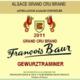 françois Baur, Gewurtztraminer Brand
