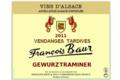 françois Baur, Gewurztraminer Vendanges Tardives