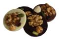 confiserie Gumuche, mendiants chocolat