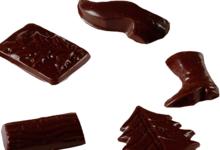 confiserie Gumuche,  Fantaisie chocolat de Noël