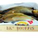 bourgain et Fils, Harengs Bouffis caisse bois 3kg
