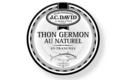 J.C.David, Thon Germon au naturel