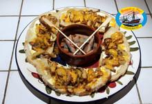 Recette Tartines de harengs doux au chester